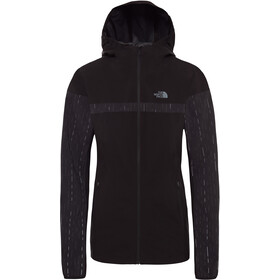 The North Face Ambition Regnjakke Damer, tnf black